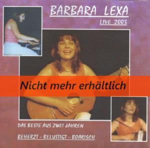 BLX 012 - Beherzt-Belustigt-Boarisch - 2003