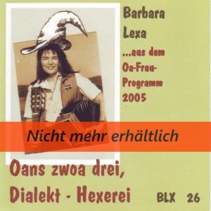 Dialekt-Hexerei mit Barbara Lexa