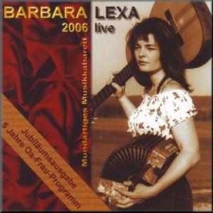 BLX 050 - Barbara Lexa - live 2006