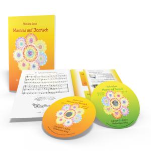 BLX 117 - Mantras auf Boarisch, Noten mit 2 CDs