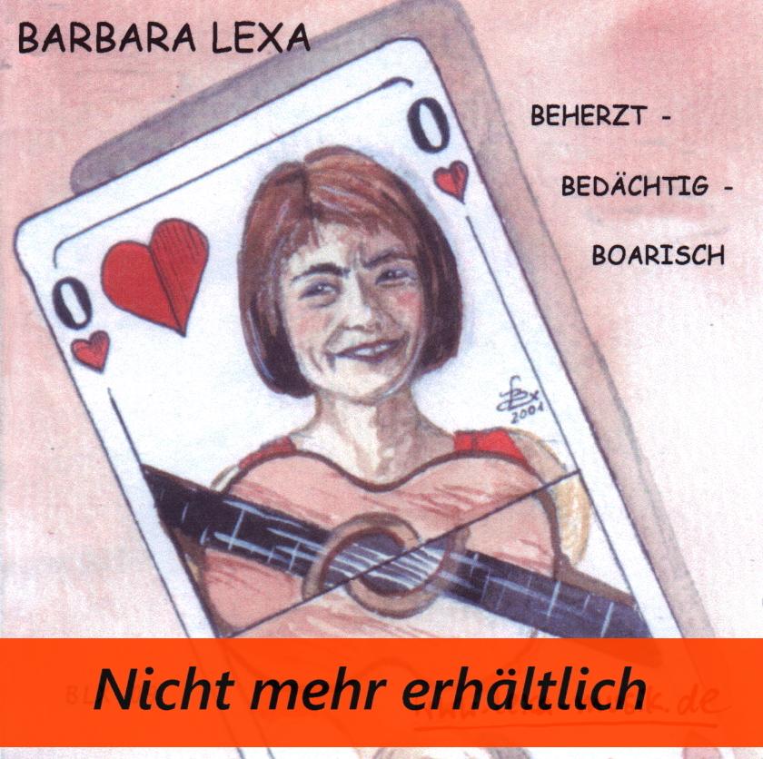 Das erste Oa-Frau-Programm mit Barbara Lexa
