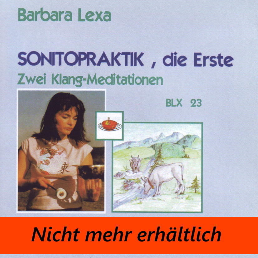 Sonitopraktik, Klang-Meditation