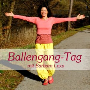 Der Ballengang-Tag mit Barbara Lexa
