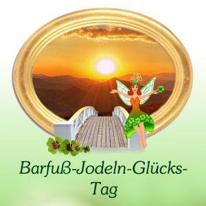 Barfuß-Jodeln-Glücks-Tag mit Barbara Lexa