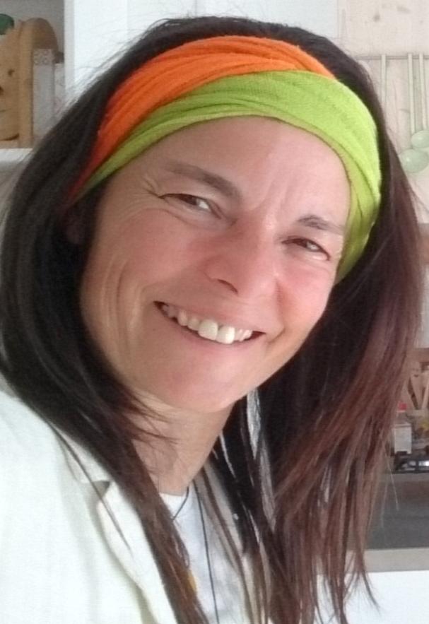 Barbara Lexa Regenbogenfrau